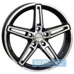 Купить RS WHEELS Wheels 5336TL MB R16 W6.5 PCD5x105 ET38 DIA56.6