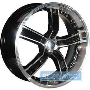 Купить ALLANTE 573 BF R20 W8.5 PCD5x114.3 ET35 DIA67.1
