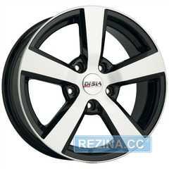 Купить DISLA Formula 603 BD R16 W7 PCD5x112 ET38 DIA57.1