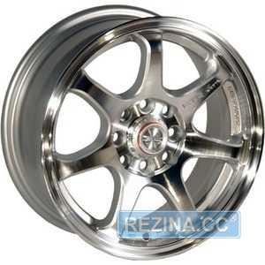 Купить ZW 356 SP R15 W6.5 PCD4x98/114.3 ET38 DIA67.1