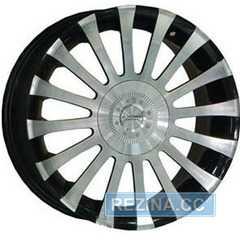 Купить KYOWA KR 522 BKF R15 W6.5 PCD5x108/114. ET40 DIA73.1