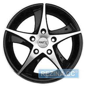 Купить MAXX M 425 BD R15 W6.5 PCD5x112 ET37 DIA72.6