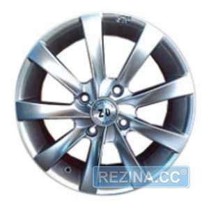 Купить ZD WHEELS 389 GMF R15 W7 PCD4x100 ET38 DIA63.4