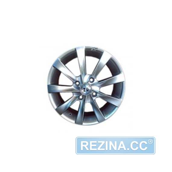 ZD WHEELS 389 GMF - rezina.cc