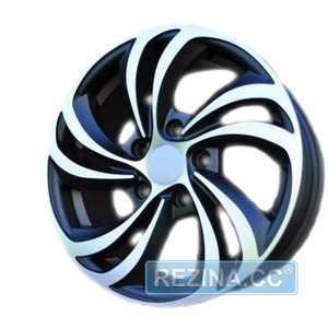 Купить ZD WHEELS 839 BMF R17 W7.5 PCD5x114.3 ET35 DIA72.6