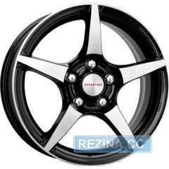 Купить КиК R1 (Алмаз Черный) R16 W6.5 PCD5x105 ET40 DIA56.6