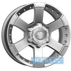 Купить RAPID M56 Блэк Платинум R16 W7 PCD6x139.7 ET38 DIA67.1