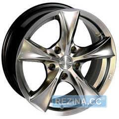 Купить ZW 683 HS R14 W5.5 PCD4x108 ET25 DIA65.1