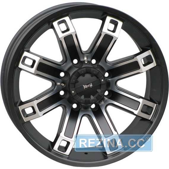 RS WHEELS Wheels SUV 816 J MSB - rezina.cc