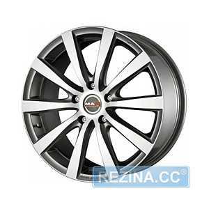 Купить MAK Iguan graphite R18 W8 PCD5x112 ET50 DIA57.1