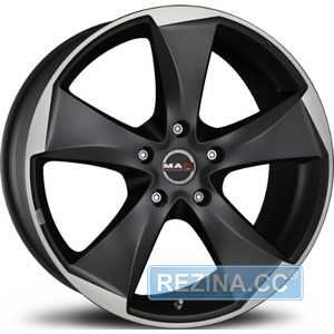Купить MAK RAPTOR 5 Ice Superdark R19 W8.5 PCD5x120 ET50 DIA65.1
