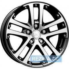 Купить RAPID Центурион оригинал (алмаз черный) R17 W7 PCD5x110 ET35 DIA65.1