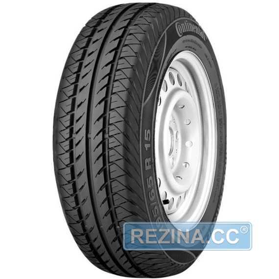 Зимняя шина CONTINENTAL VancoWinterContact 2 - rezina.cc
