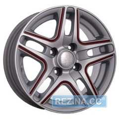 Купить LAWU YL 351 SP R14 W6 PCD4x114.3 ET35 DIA67.1