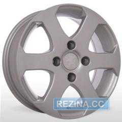 Купить STORM YQ 058 S R14 W5.5 PCD4x108 ET24 DIA65.1