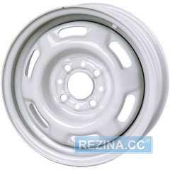 Купить КрКЗ ВАЗ 2108 R13 W5 PCD4x98 ET40 DIA59 (белый)