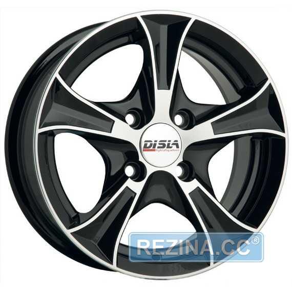 Купить DISLA Luxury 506 BD R15 W6.5 PCD5x112 ET35 DIA66.6