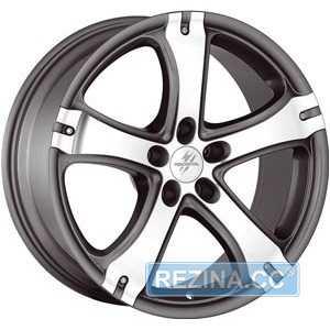 Купить FONDMETAL 7500 Titanium Polished R16 W7 PCD5x100 ET35 DIA57.1