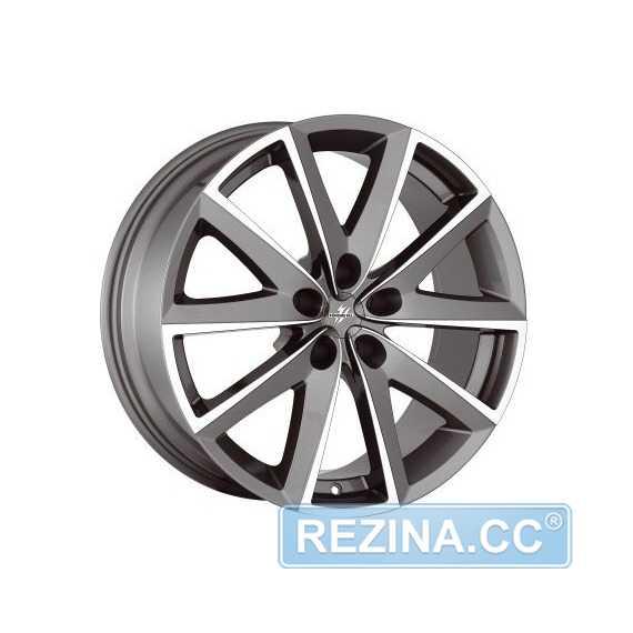 FONDMETAL 7600 Titanium Polished - rezina.cc