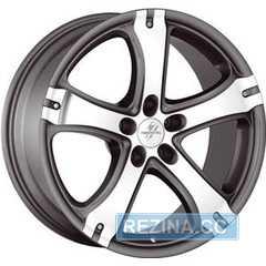 Купить FONDMETAL 7500 Titanium Polished R16 W7 PCD5x112 ET50 DIA57.1