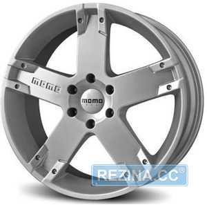 Купить MOMO STORM G.2 Silver R18 PCD5x114.3 ET38 DIA72.3