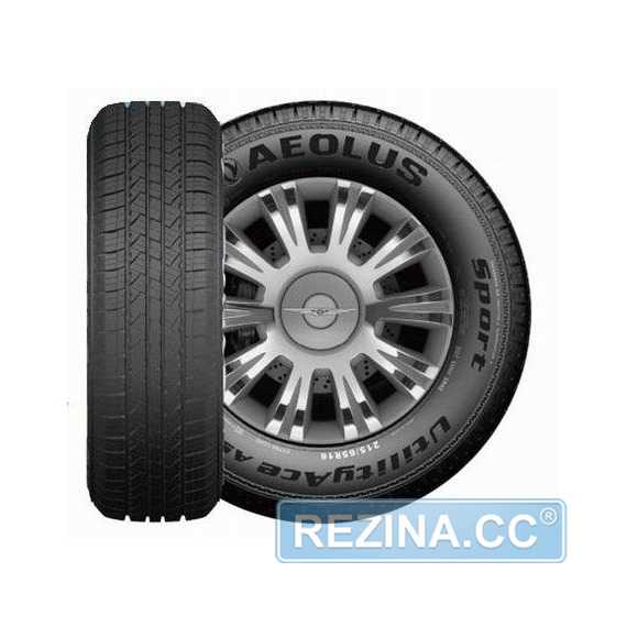 Летняя шина AEOLUS UtilityAce AS02 - rezina.cc