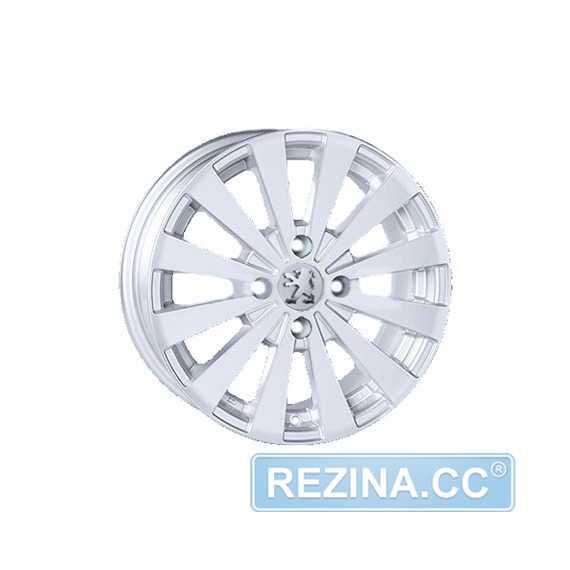 REPLICA Peugeot JT 1147 Silver - rezina.cc