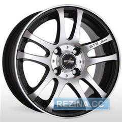Купить STORM SM 9806 BP (R)Z R13 W5.5 PCD4x100 ET33 DIA67.1
