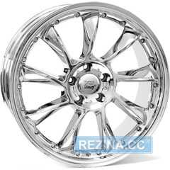 WSP ITALY W729 Mercedes Madrid Chrome - rezina.cc
