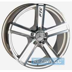 Купить REPLICA Mercedes 537 SF R20 W8.5 PCD5x130 ET35 DIA84.1