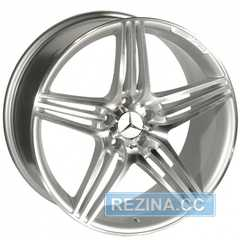 Купить REPLICA Mercedes (D202) MS R20 W9.5 PCD5x112 ET35 DIA66.6