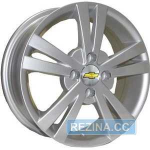 Купить REPLICA Chevrolet Z614 S R15 W6 PCD4x100 ET44 DIA56.6