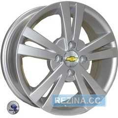 Купить REPLICA Daewoo Z614 S R15 W6 PCD4x100 ET44 DIA56.6