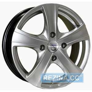 Купить REPLICA Dacia 9504 HS R14 W5.5 PCD4x100 ET43 DIA60.1