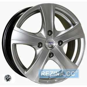 Купить REPLICA Renault 9504 HS R15 W6 PCD4x100 ET43 DIA60.1