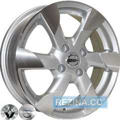 Купить REPLICA Dacia 7319 SP R15 W5.5 PCD4x100 ET45 DIA60.1