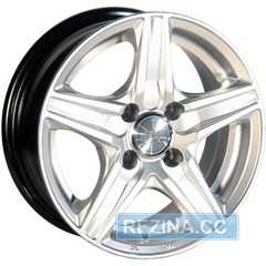 Купить ZW 610 HS R14 W6 PCD5x100 ET35 DIA57.1