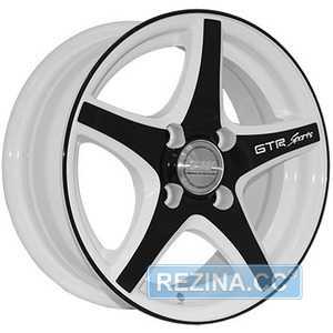 Купить ZW 3208Z CA-W-PB R13 W5.5 PCD4x98 ET25 DIA58.6