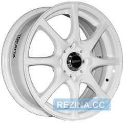 Купить YOKATTA RAYS YA 1007 W R14 W5.5 PCD4x98 ET38 DIA58.6