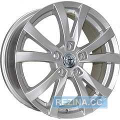 Купить REPLICA Toyota 7336 SIL R16 W6.5 PCD5x114.3 ET40 DIA60.1