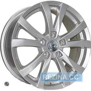 Купить REPLICA Lexus 7336 SIL R16 W6.5 PCD5x114.3 ET40 DIA60.1