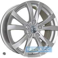Купить REPLICA Lexus 7336 SIL R17 W7 PCD5x114.3 ET45 DIA60.1