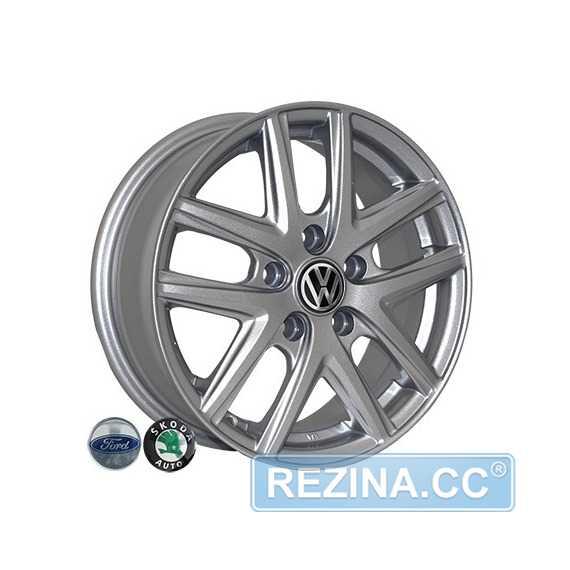 Купить ZW 4925 SL R15 W6 PCD5x108 ET52.5 DIA63.4