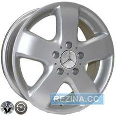 Купить REPLICA Z343 S R15 W6.5 PCD5x130 ET50 DIA84.1