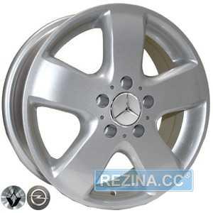 Купить REPLICA Z343 S R16 W6.5 PCD5x112 ET45 DIA66.6