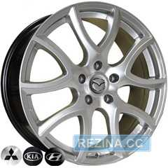 Купить REPLICA Hyundai 7446 HS R18 W7.5 PCD5x114.3 ET50 DIA67.1