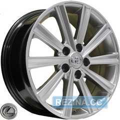 Купить REPLICA Toyota D5049 S R16 W6.5 PCD5x114.3 ET40 DIA60.1