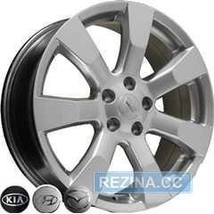 Купить REPLICA Hyundai D025 HS R18 W7 PCD5x114.3 ET38 DIA67.1