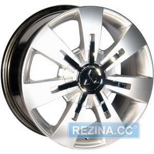 Купить REPLICA Mitsubishi D724 HS R18 W8.5 PCD6x139.7 ET46 DIA67.1