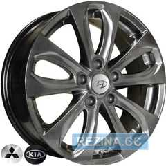 Купить REPLICA Hyundai 7305 HB R17 W6.5 PCD5x114.3 ET45 DIA67.1